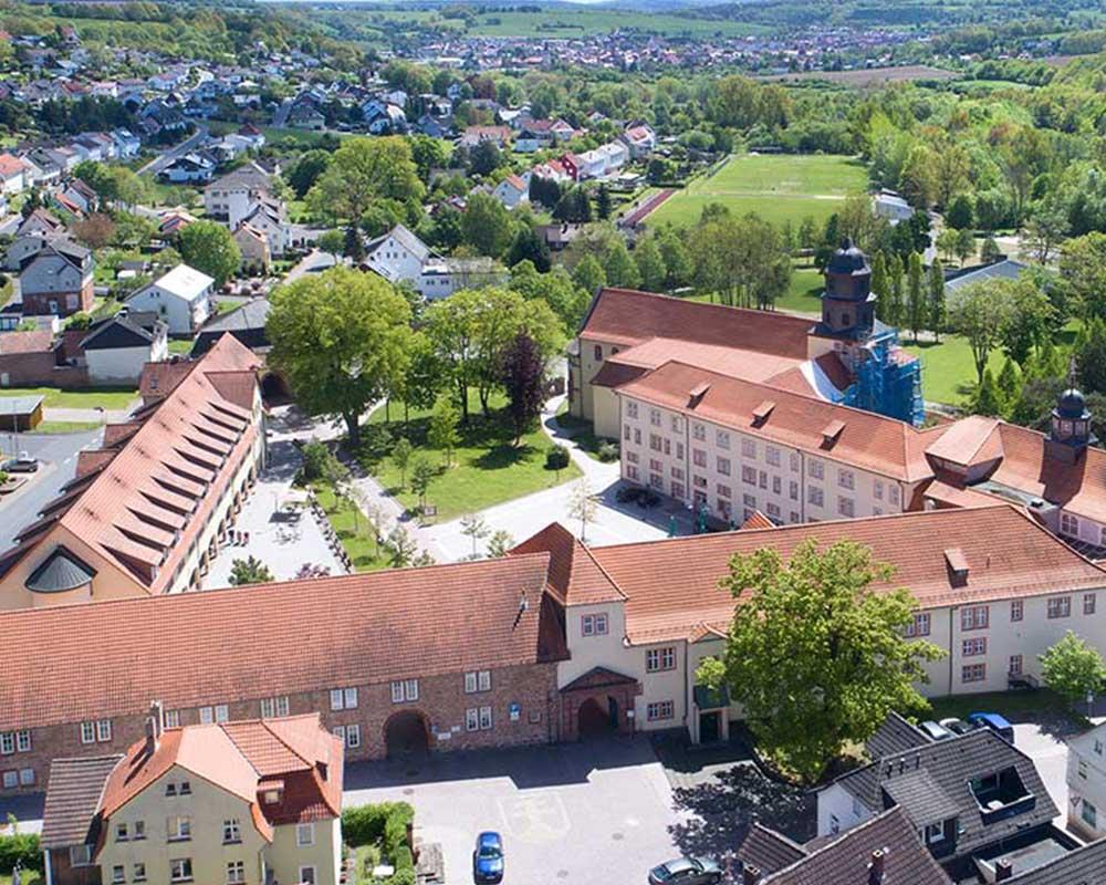 ZUSAMMEN GEBAUT 2020- Anerkennung für die Gestaltung Ortsmitte Philippsthal