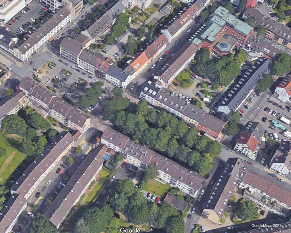 Zuschlag Machbarkeitsstudie Entenanger in Kassel erhalten