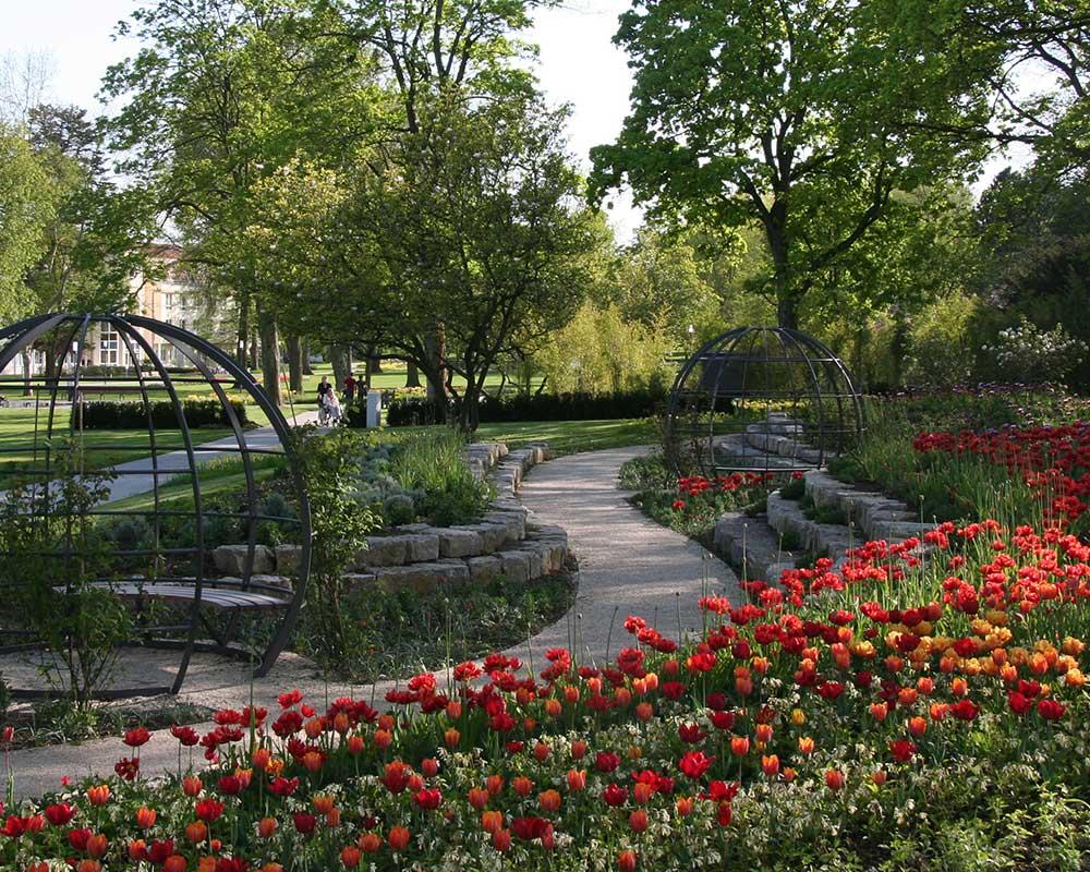 Park der Jahreszeiten in Bad Hersfeld