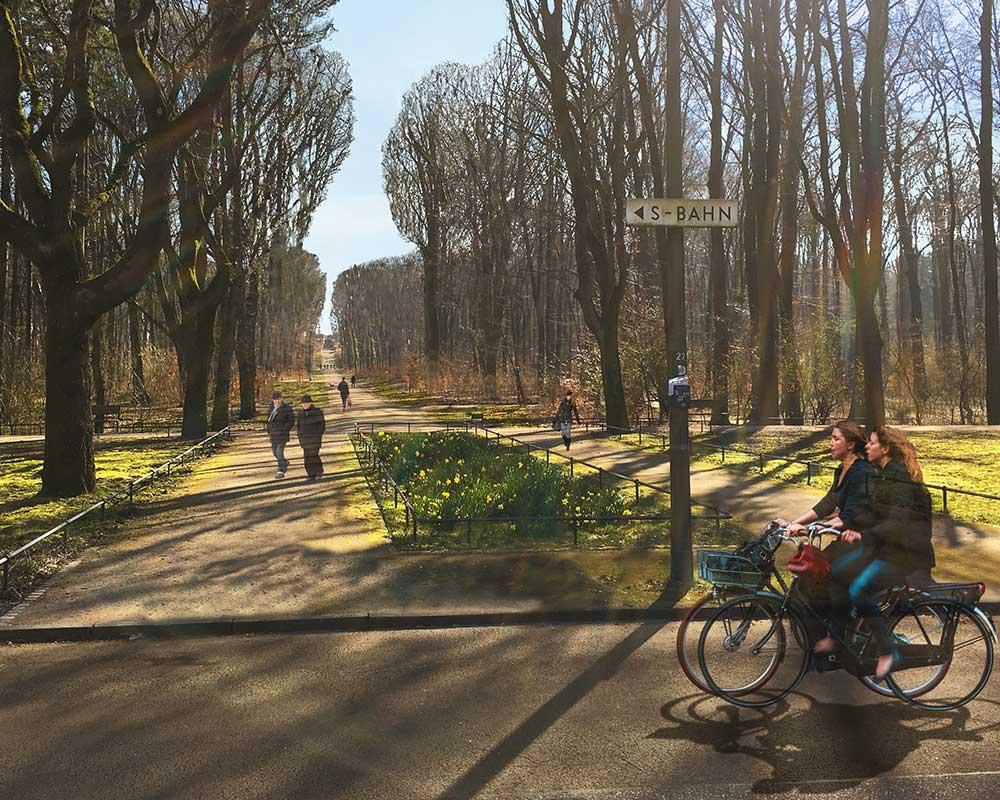 Entwicklungskonzept Volkspark Altona